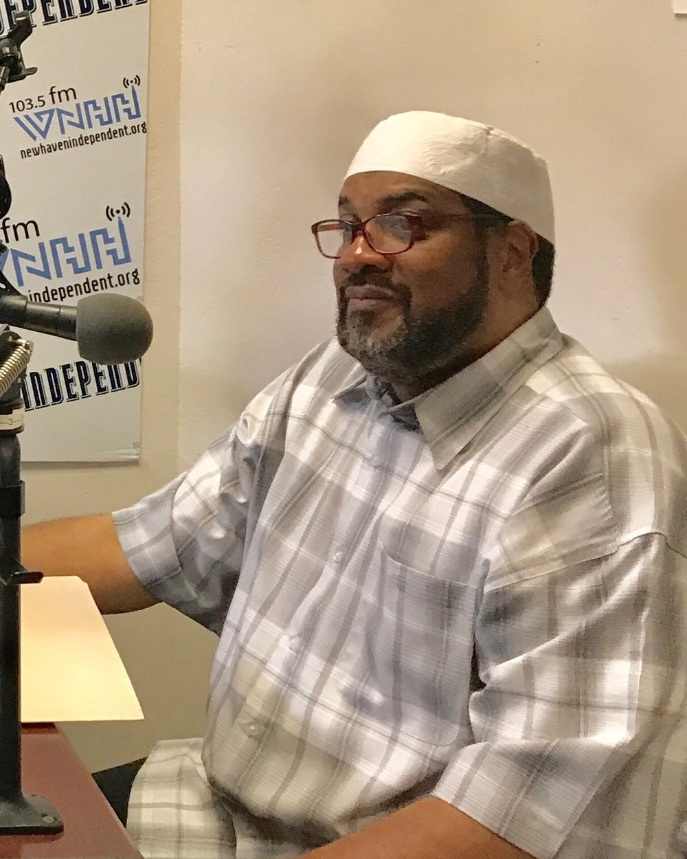 "Today on WNHH we debut a new show called ""The Safe Zone"" with host Saifudin Hasaan. He talks about Islam and Peace."