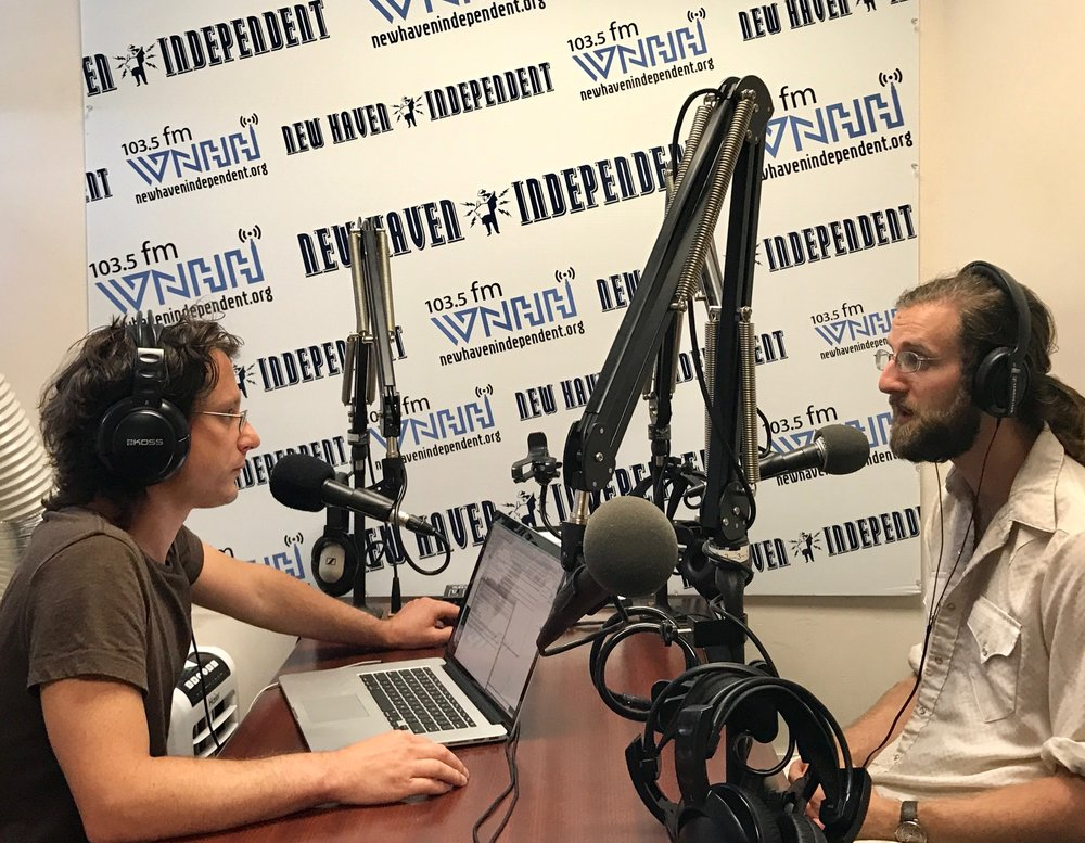 Host Greg Grinberg talks with Independent Candidate for Ward 21 Steven B. Winter.