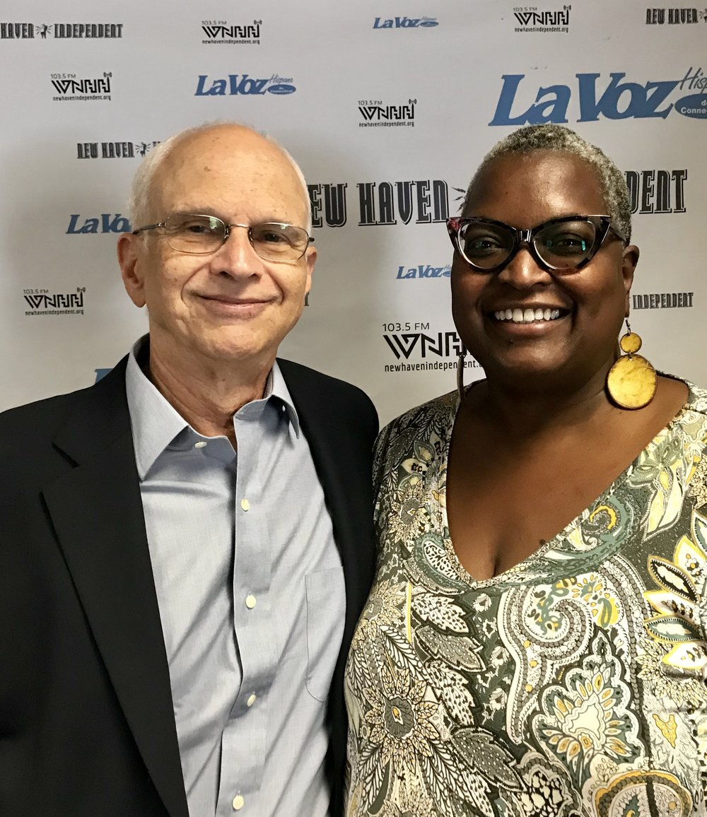 "Host Babz Rawls-Ivy speaks with screenwriter of the new movie ""Marshall"" Attorney Michael Koskoff."