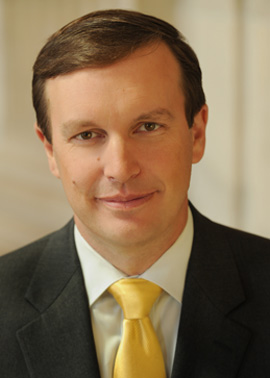 Host Brian Slattery talks with Sen. Chris Murphy about gun control, Iran and North Korea, and hurricane relief.