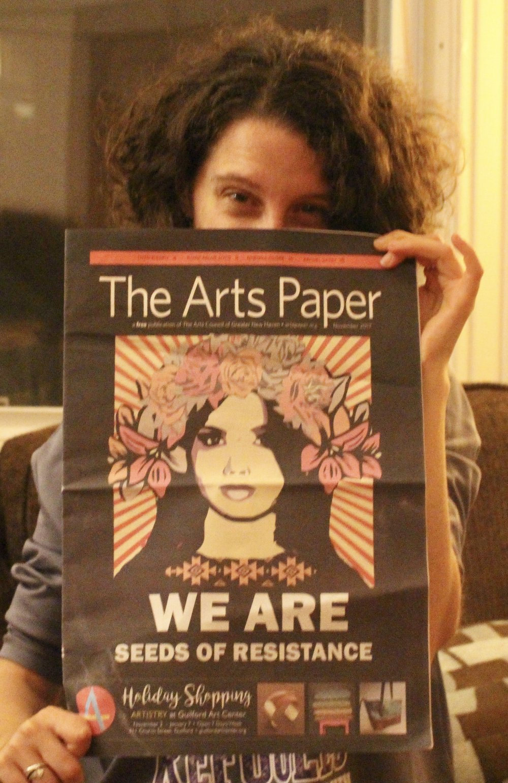 "On this episode, host Mubarakah Ibrahim talks to Lucy Gellman, editor at The Arts Paper and host of WNHH's ""Kitchen Sync,"" about the new steps that The Arts Council of Greater New Haven is taking to broaden the definition of arts journalism and writing in the region. To find out more check out  artspaper.org"