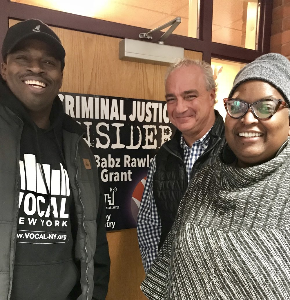 Host Babz Rawls-Ivy & Jeff Grant have a conversation with Lorenzo Jones, Co-Executive Director of the Katal Center for Health, Equity and Justice.