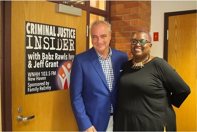 Host Babz Rawls-Ivy & Jeff Grant reflect on the past experiences in the criminal justice system