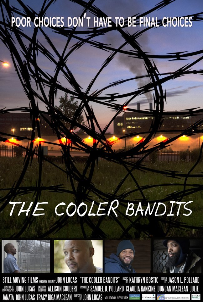 "Host Babz Rawls-Ivy has a conversation with John Lucas & Donovan Harris from the documentary ""The Cooler Bandits"""