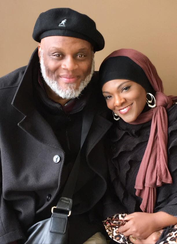 "Host Mubarakah Ibrahim and her guest""That Clay Couple"" Hasan Clay & Naa' ila Clay talk about relationships & black love."