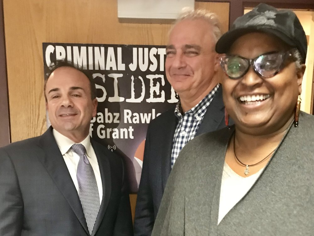 Host Babz Rawls-Ivy & Jeff Grant have a conversation with Bridgeport Mayor Joe Ganim.