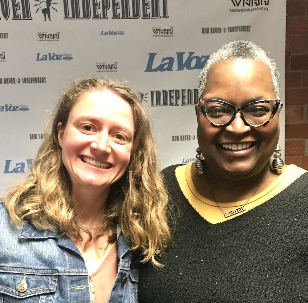 Host Babz Rawls-Ivy has speaks with Emma Crow Willard, Director of Environmental Film Festival at Yale.