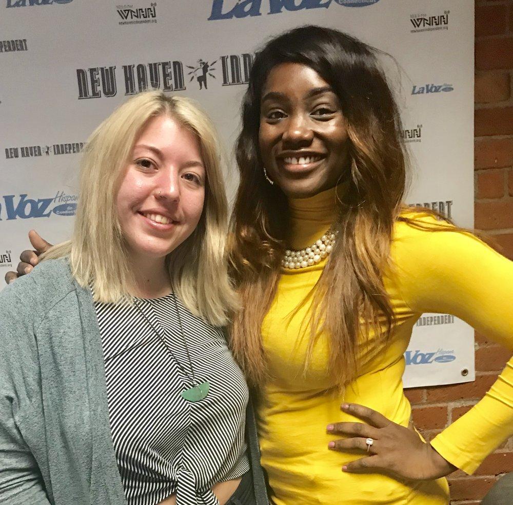 Host Mercy Quaye has a conversation with Michele Dombrowski-Firine - Career Bartender.