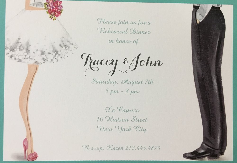 Occasion/Parties — LM invitations