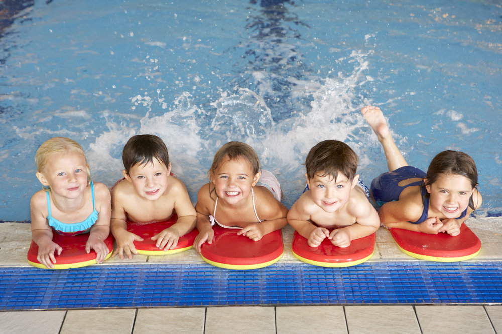 Swimming Lessons - Group & Private Lessons available