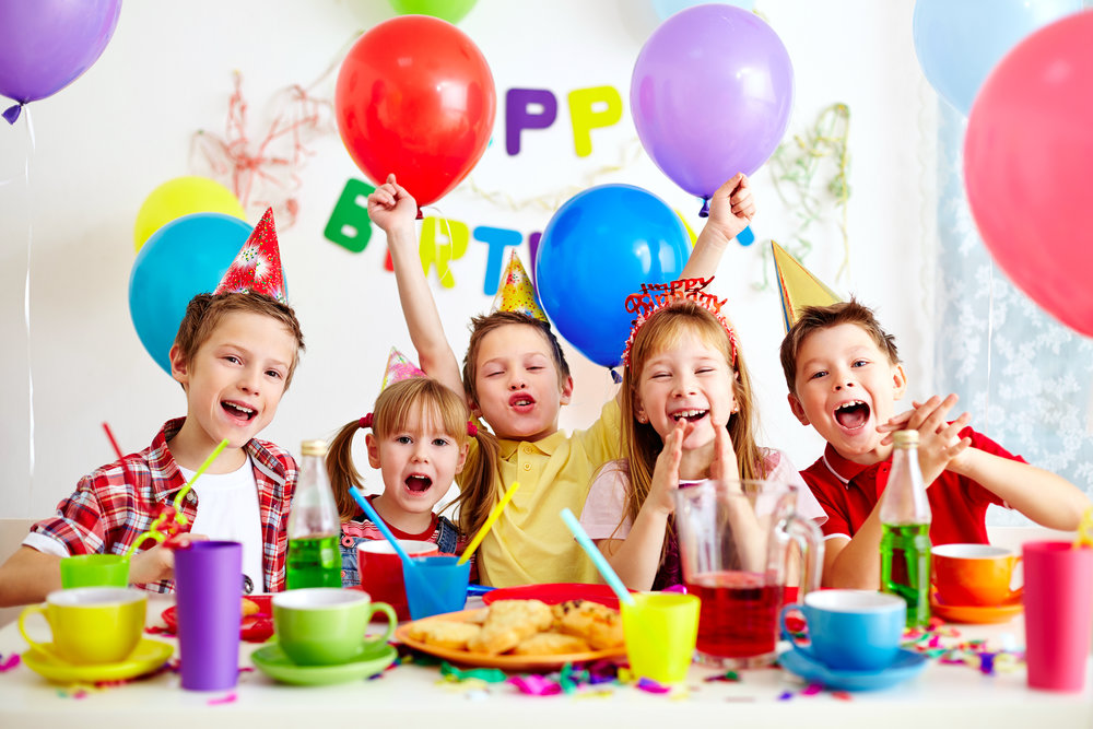 Birthday Parties Sussex