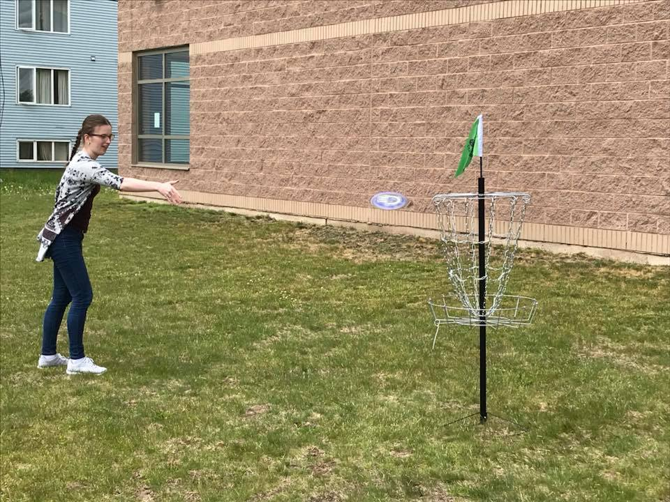 Disc Golf coming this summer!!