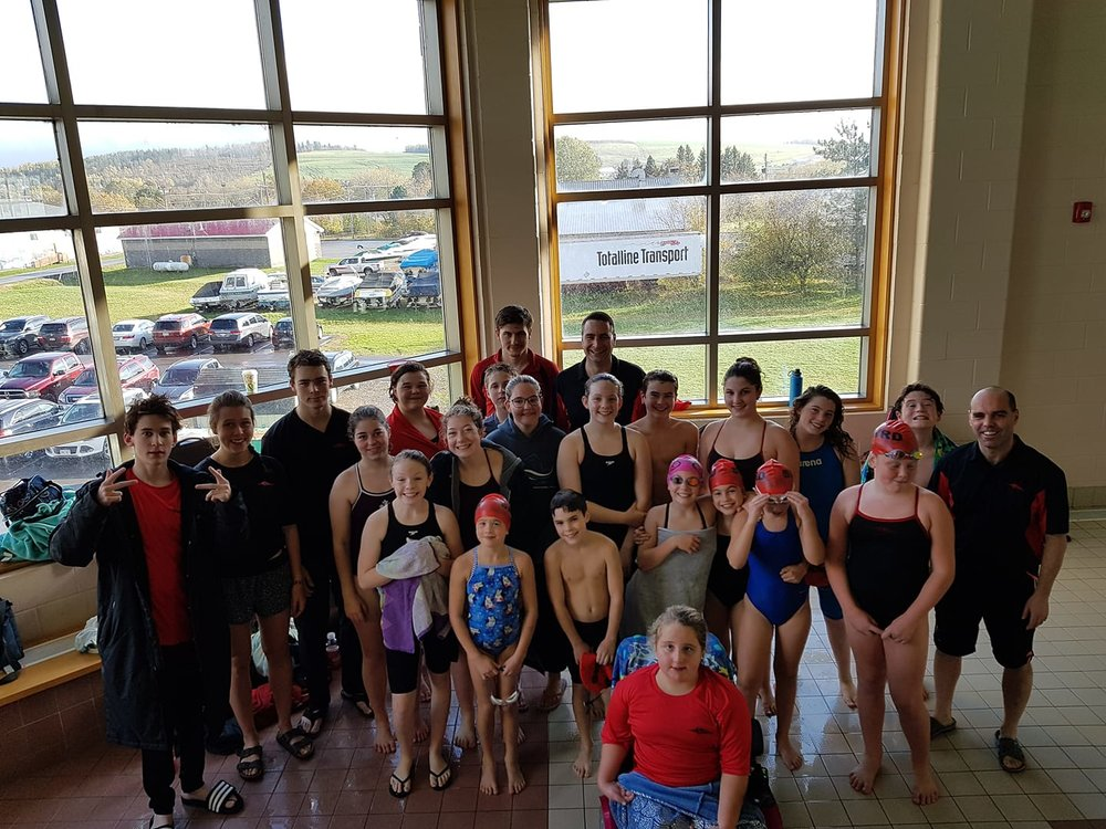 Sussex Swordish - Pre-Competitive and Competitive Swimming Program for all Ages!Build Self Esteem / Gain Confidence / Improve Fitness & Self Determination while making new friends and improving your swimming skills!