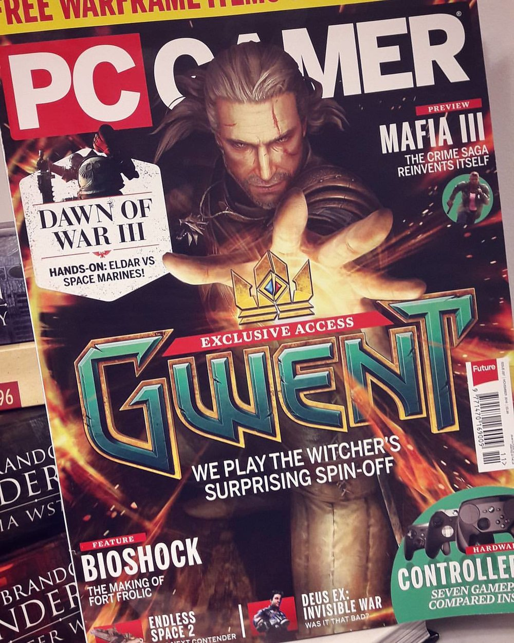 CD Projekt Red praised by PC Gamer magazine — The Gaming
