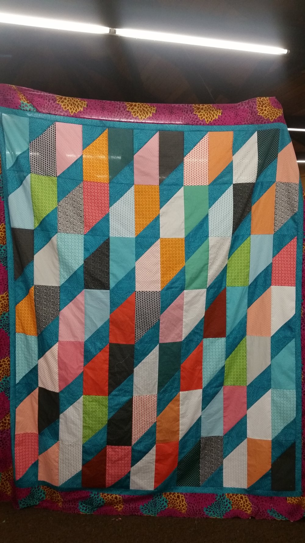 Donna Taylor's Mystery Quilt