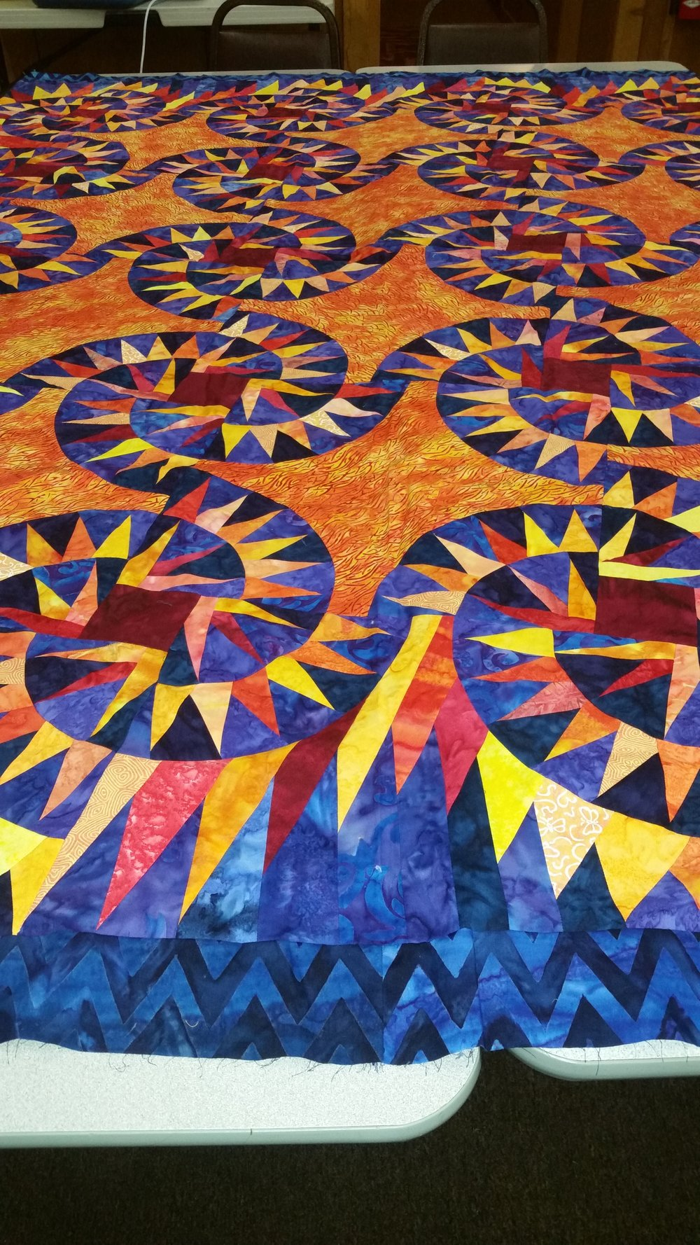 Quilt by Kathy Peacock