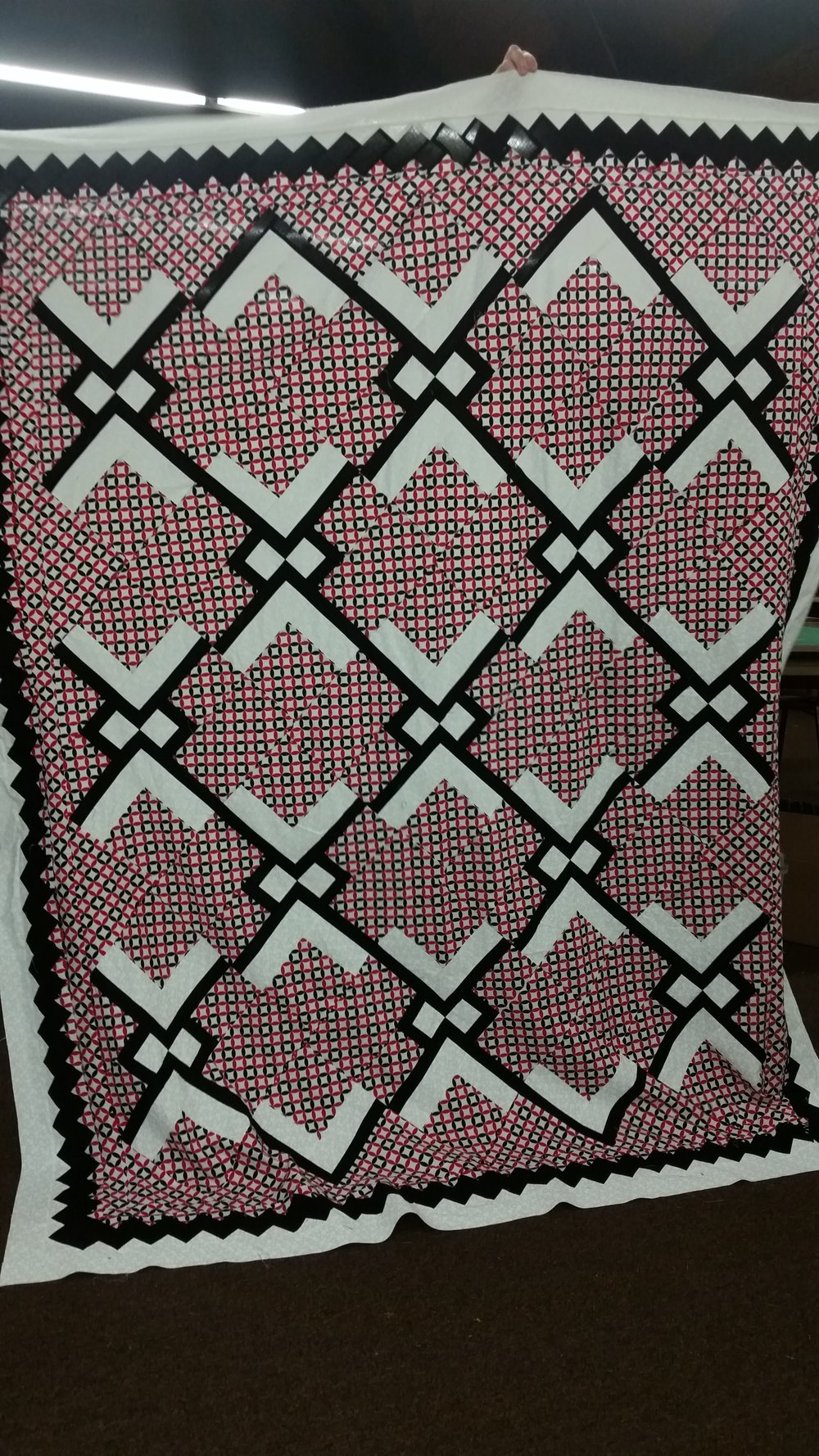 Nancy Pettit's Spring 2016 Mystery Quilt