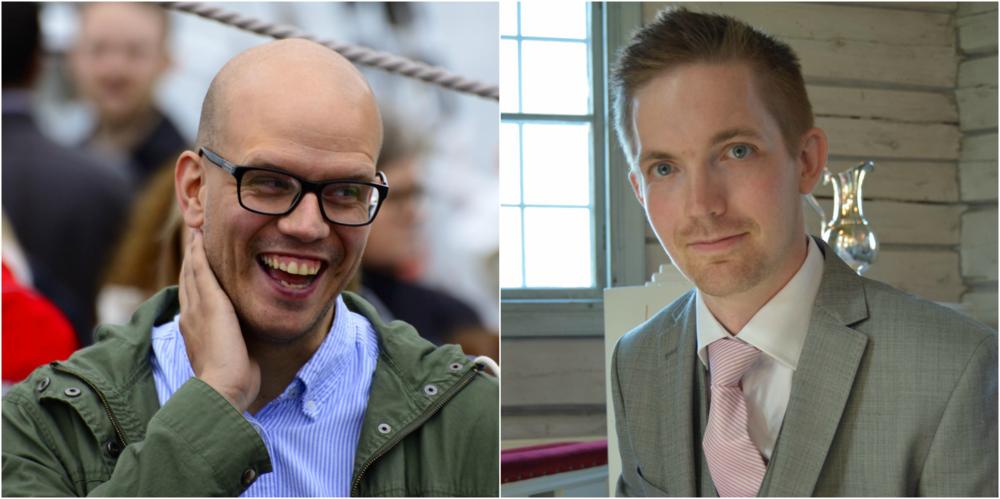 NEDTUR: Odd Eirik Seipäjärvi og Pål Anders Bjørnsen ligger i år som tidligere år syltynt an takket være det strenge regelverket.
