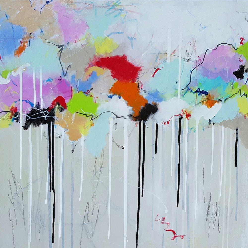 Rainbow Bouquet (2015)