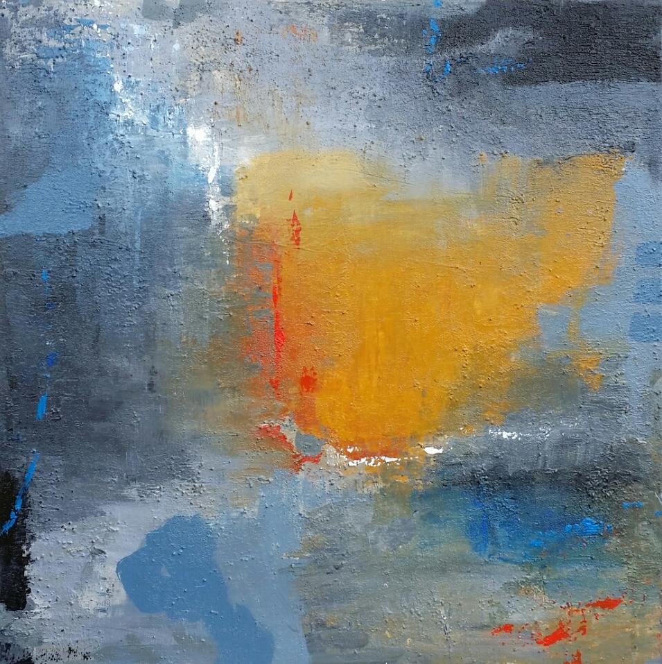 Grey Painting I (2014)