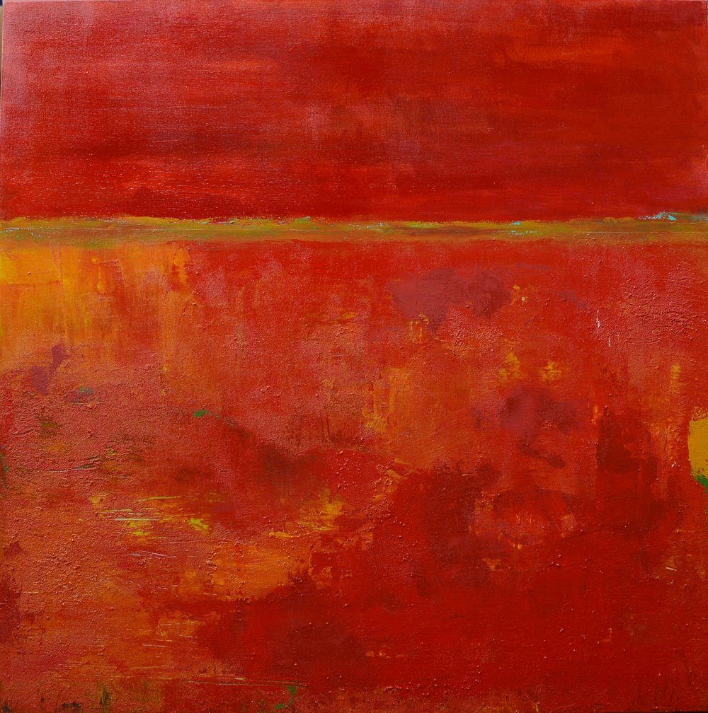 Red Desert Horizon (2015)