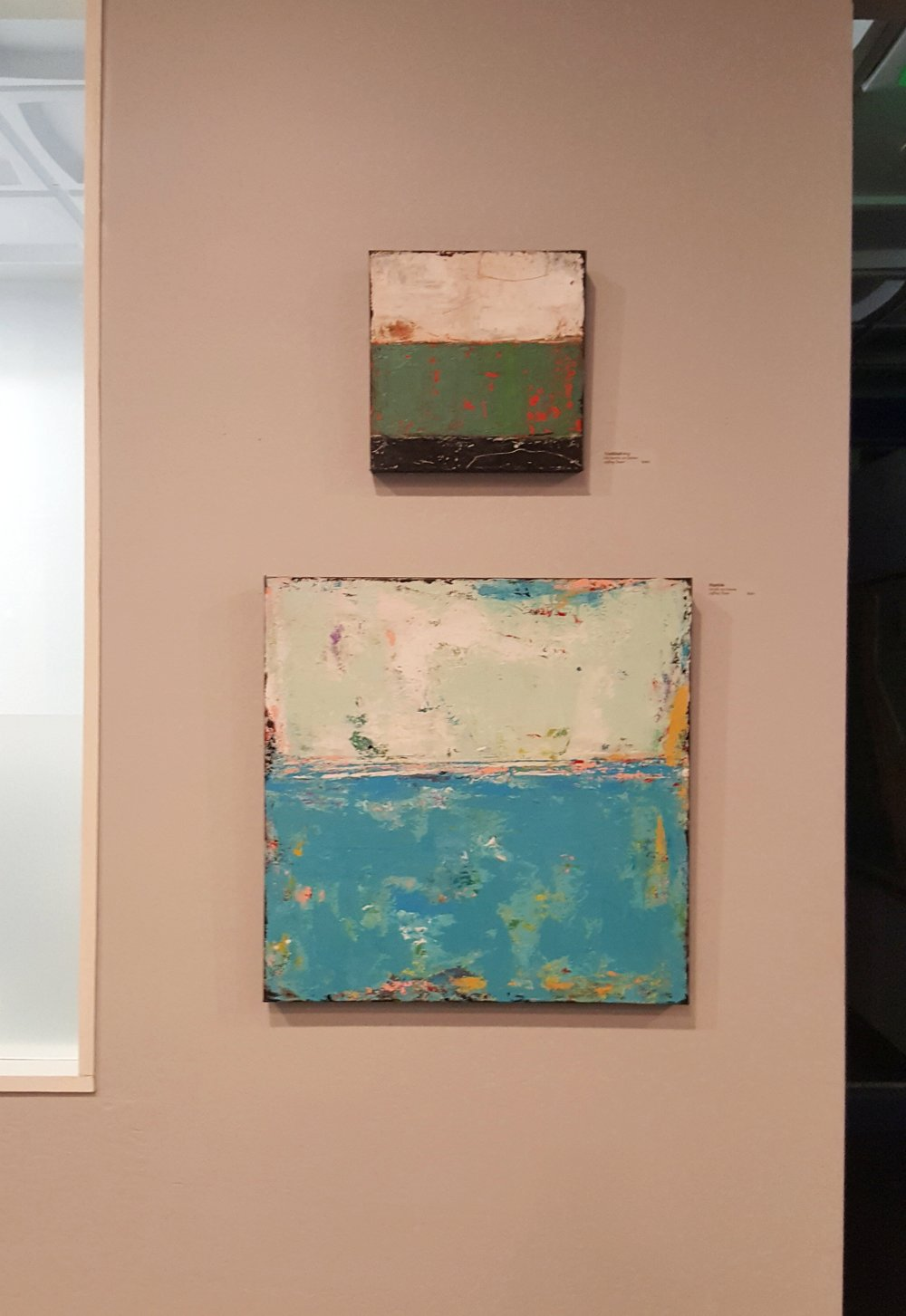 Solo Show at Ruth Stroup Insurance