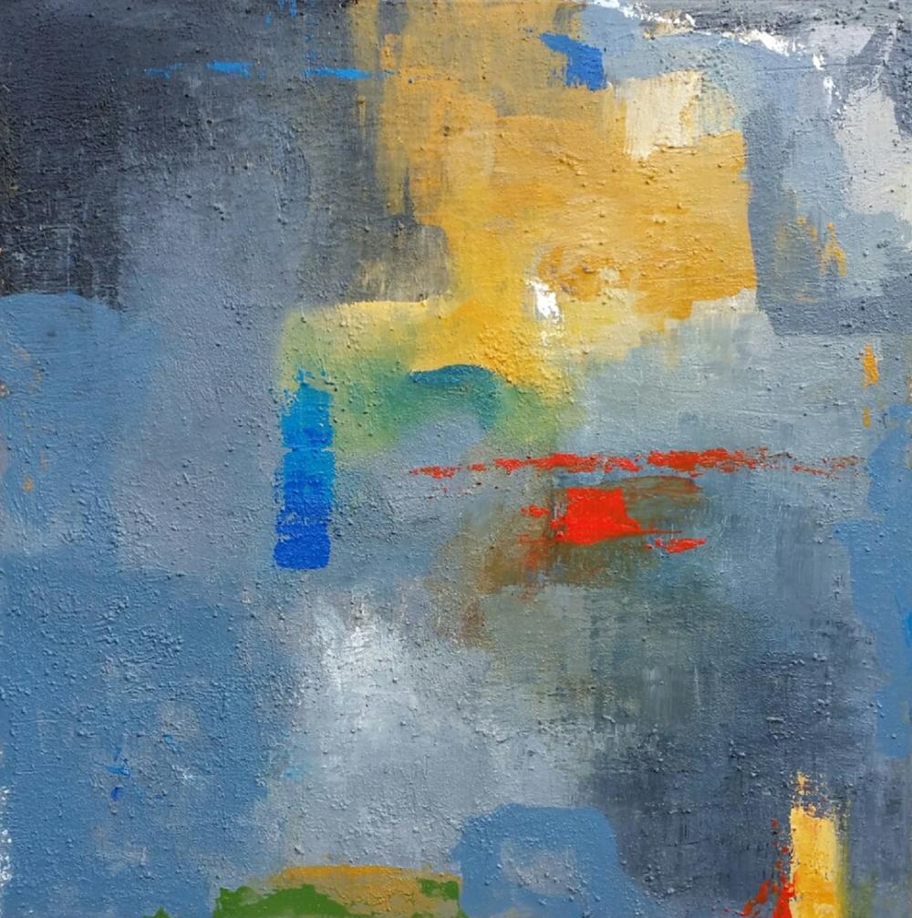 Grey Painting II (2014)