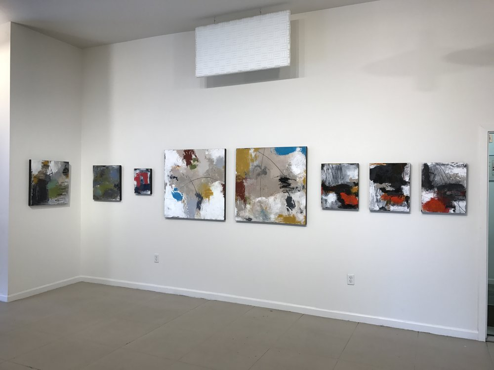"""""""Gone Global"""" Exhibition at Epperson Gallery (2017)"""