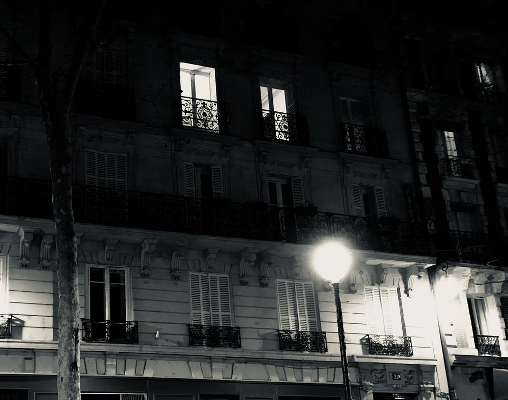 """Mysteries of Night"" Paris, 2017"