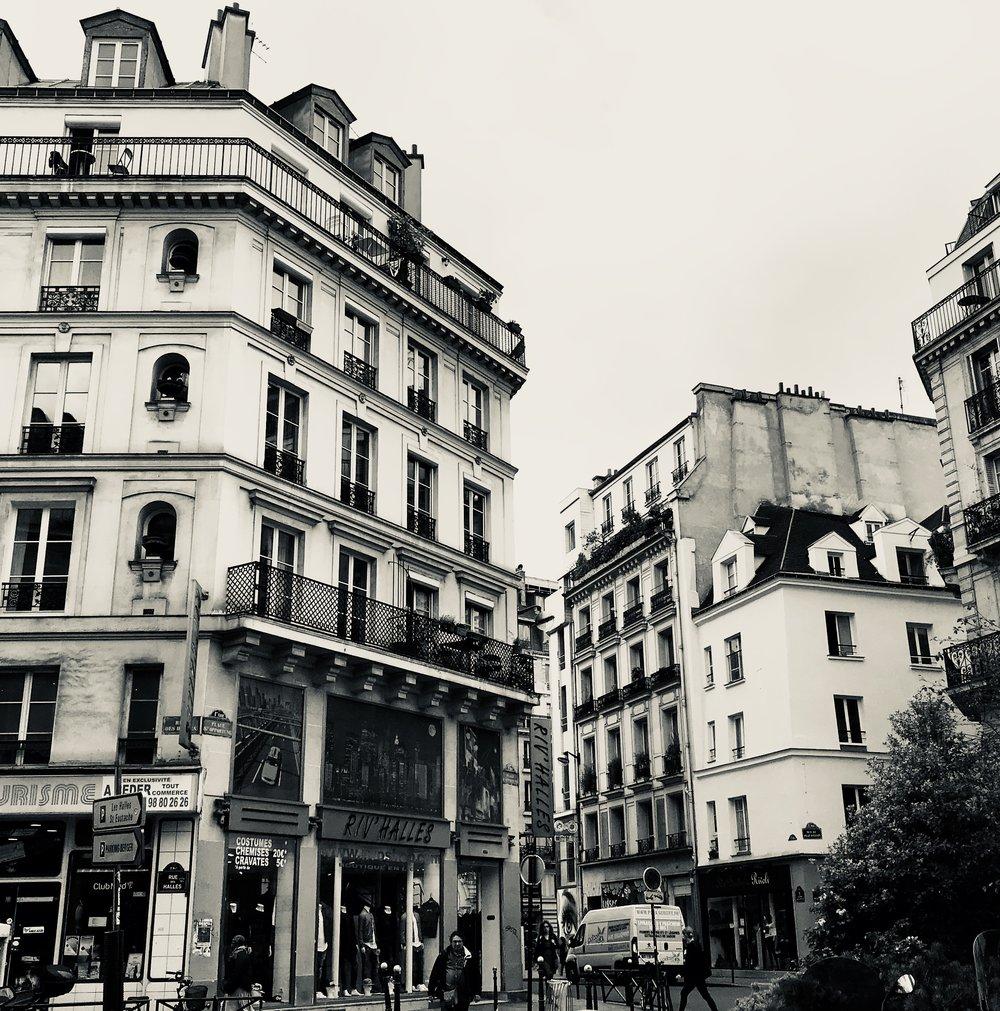 """""""Le Marais"""" Paris, 2017"""