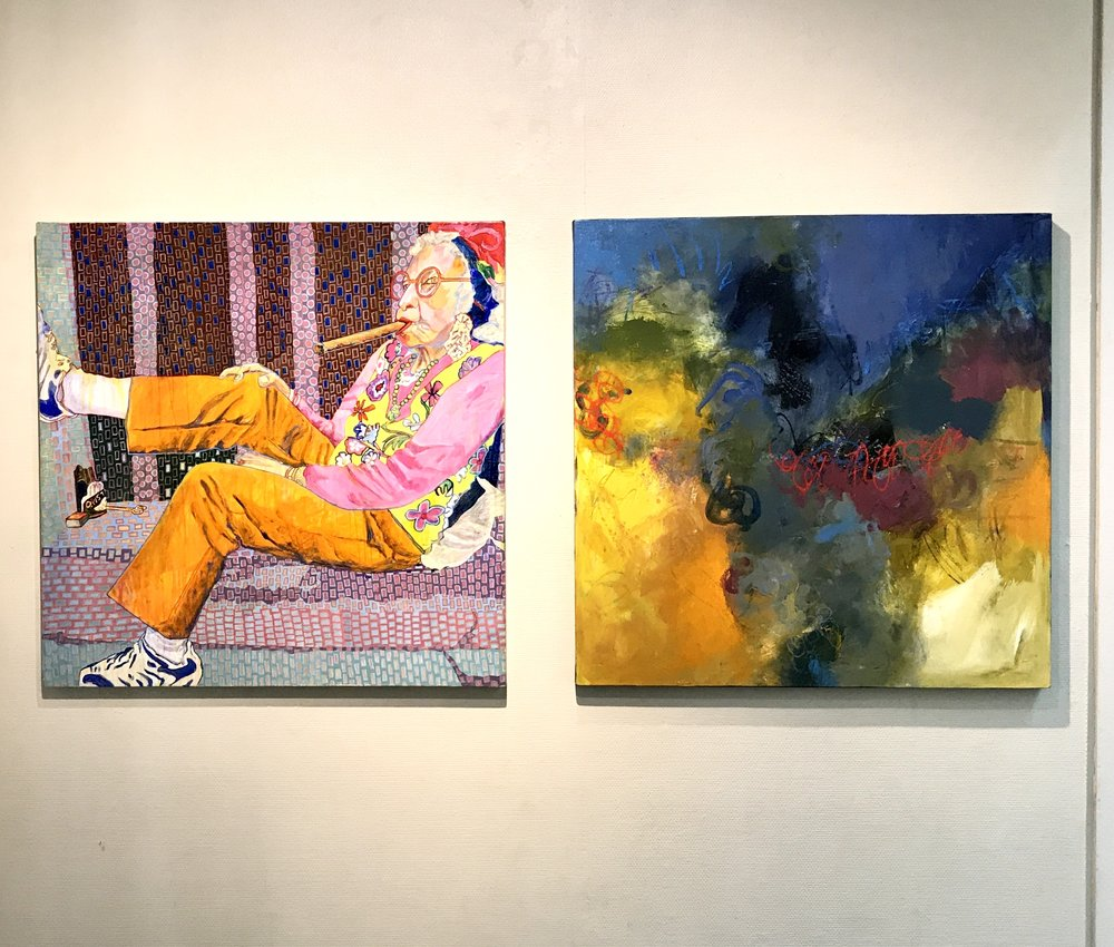 """""""Paintings for the Soul"""" show in Benicia"""