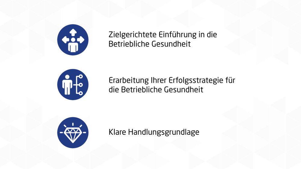 RPC Consulting GmbH Strategieworkshop Betriebliche Gesundheit