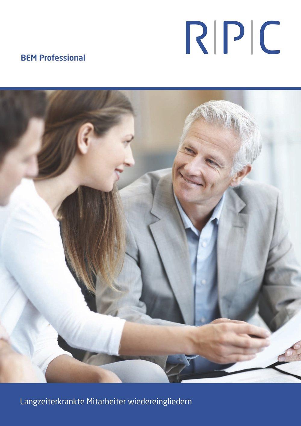 BEM Professional - Alle Informationen für Entscheider auf einen Blick