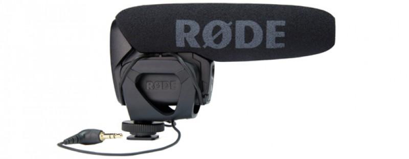 3x Rode VideoMic Pro Compact VMP Shotgun Microphone