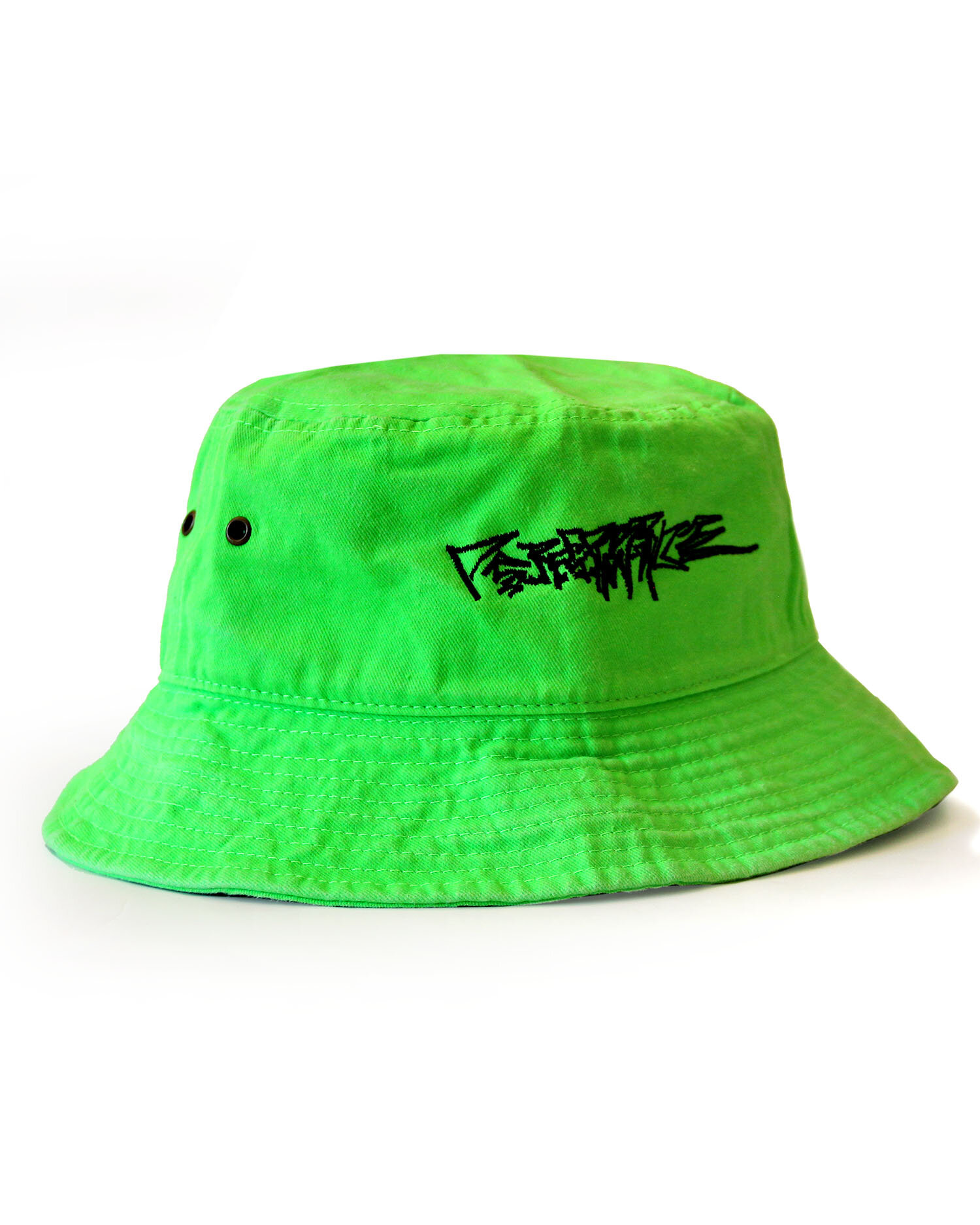 Bucket Cap Neon Green Performance