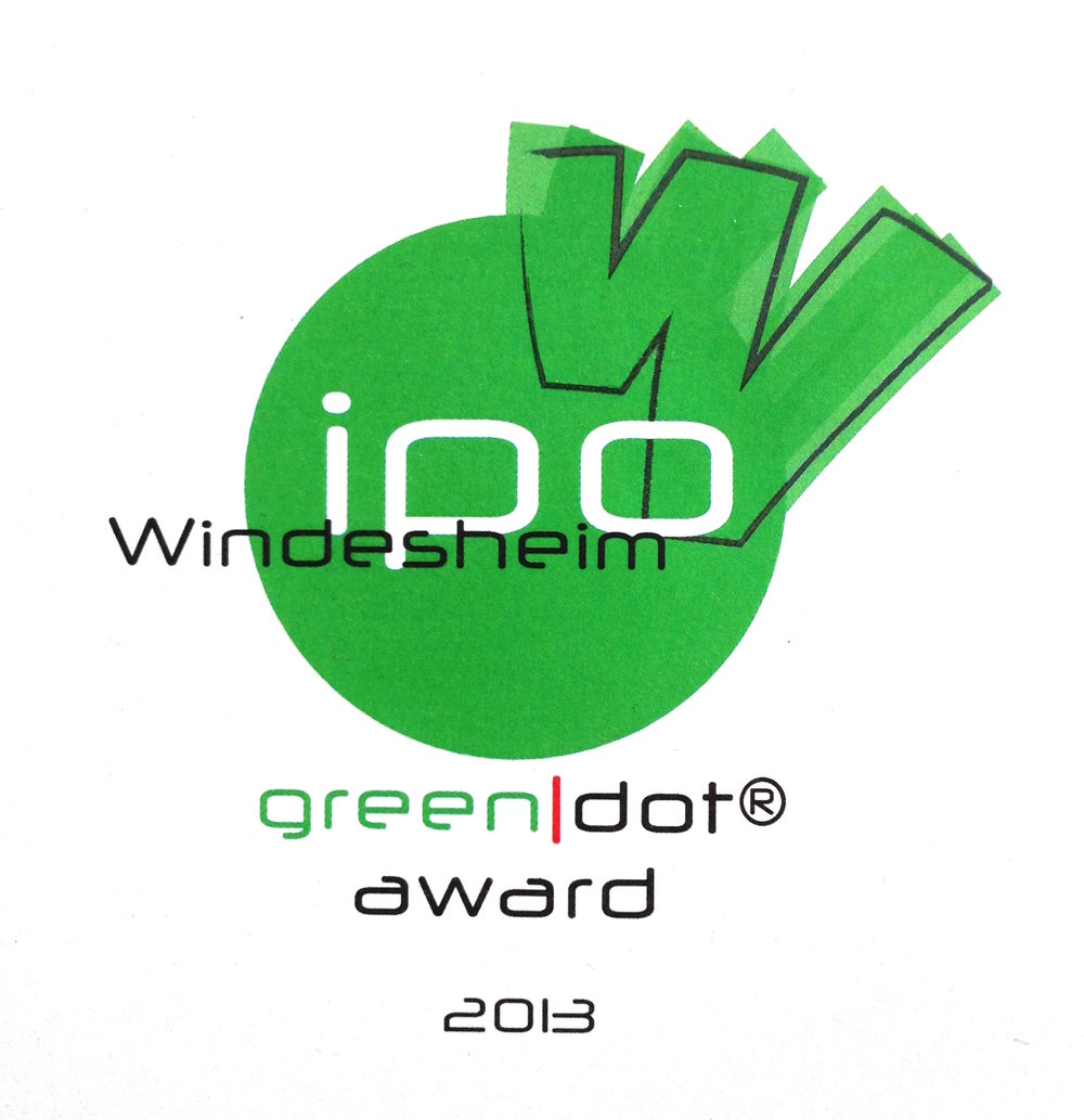Letterbox heeft de Green Dot Award voor Innovatie gewonnen