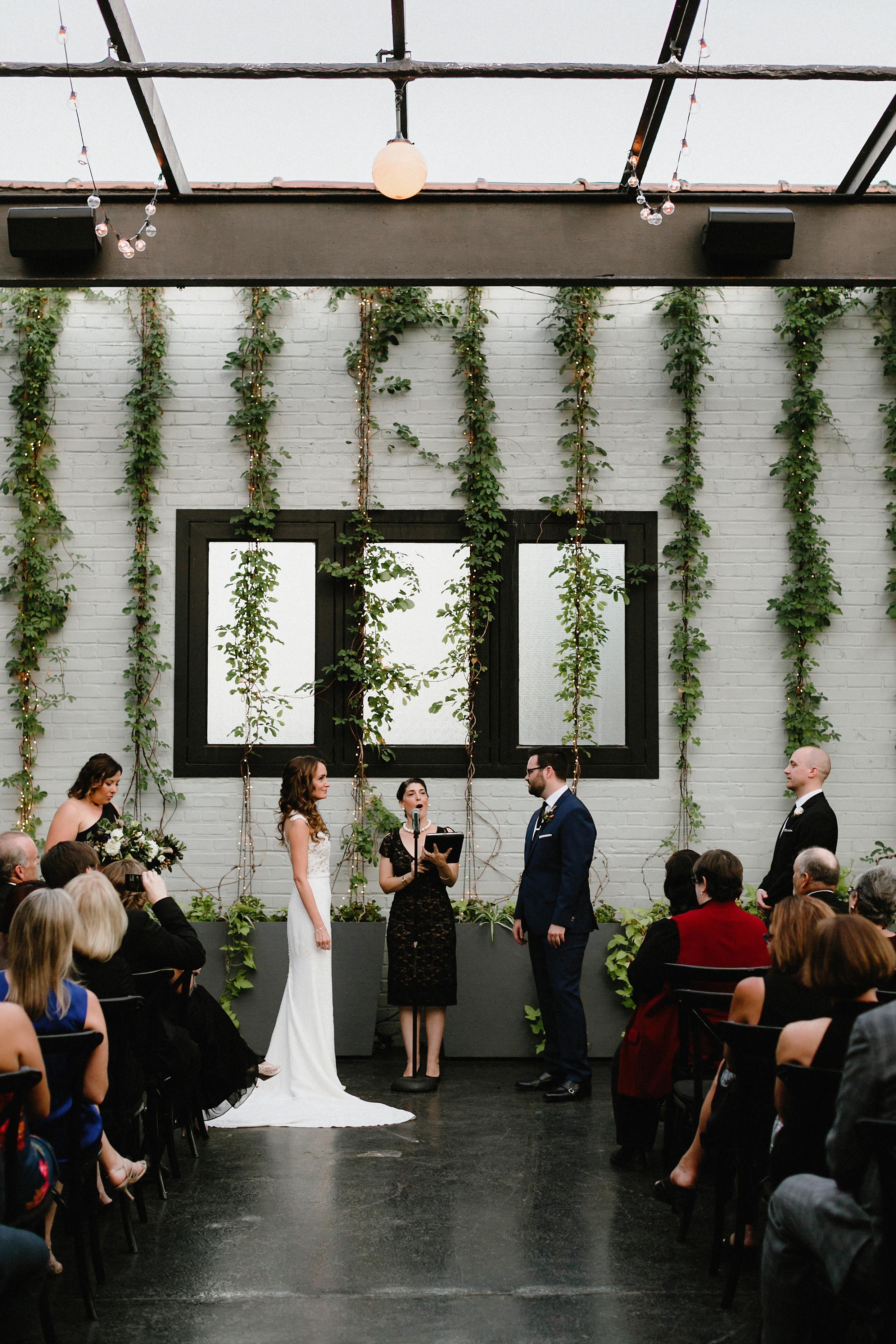 Dana & TG - 501 Union Wedding - Brooklyn Wedding Planner — Two