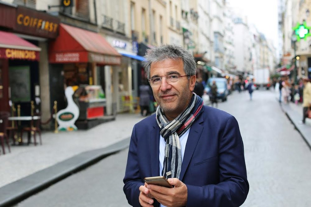 Didier Rappaport, Happn