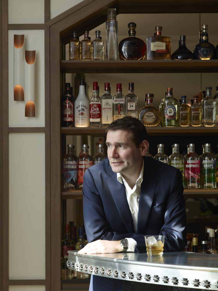 Alexandre Ricard, Chairman & CEO, Pernod Ricard