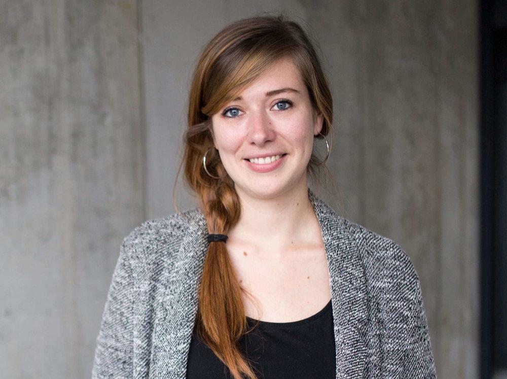 Lucie Montel, Managing Director, Maschinenraum