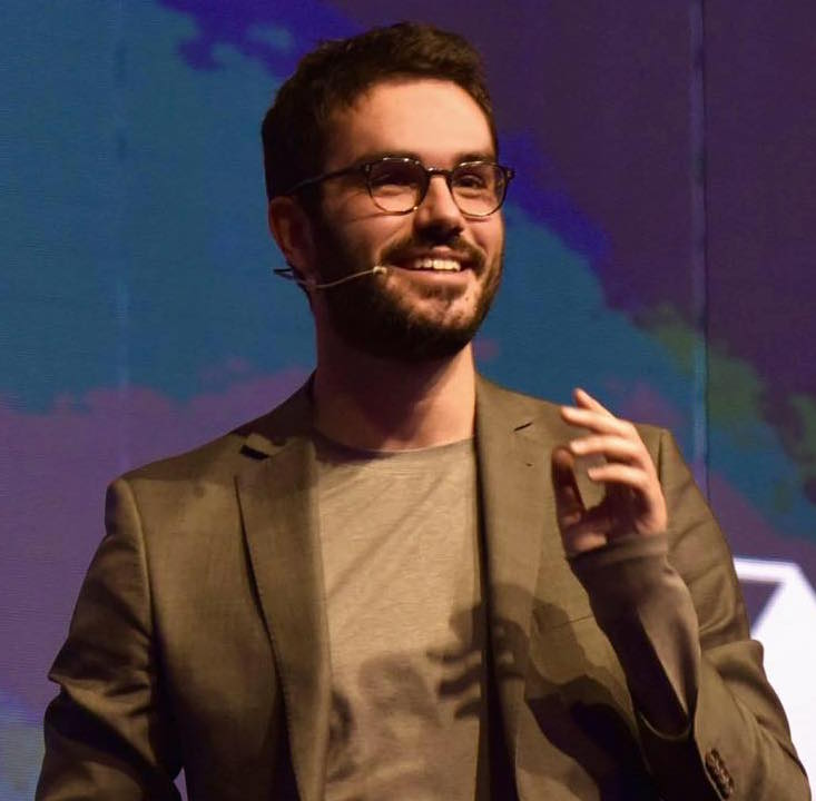 Alexandre Cadain, Entrepreneur and Researcher