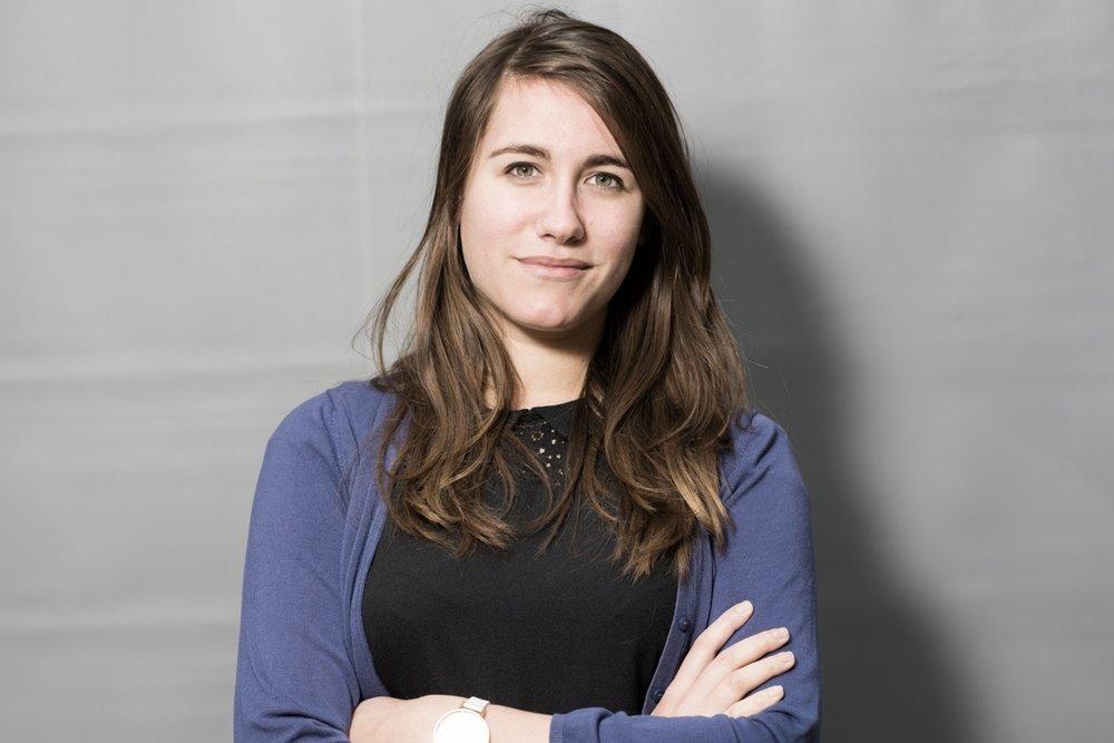 Melanie Roosen, L'ADN