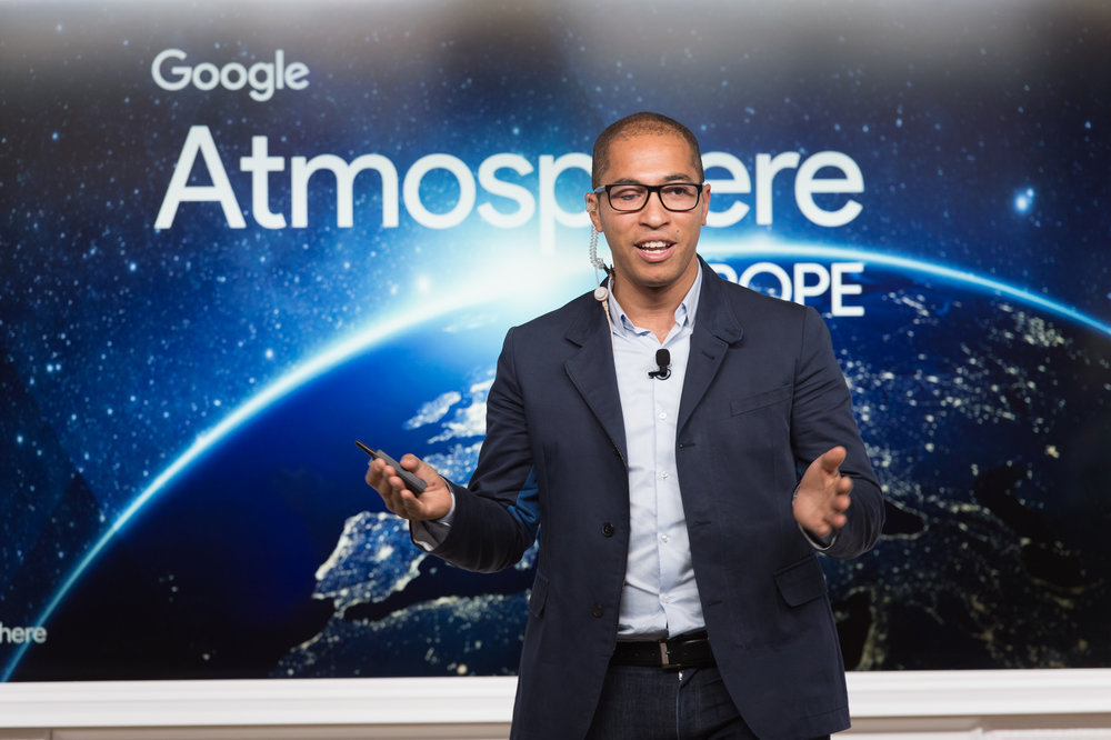 Salime Nassur, Head of EMEA Marketing, Google Cloud