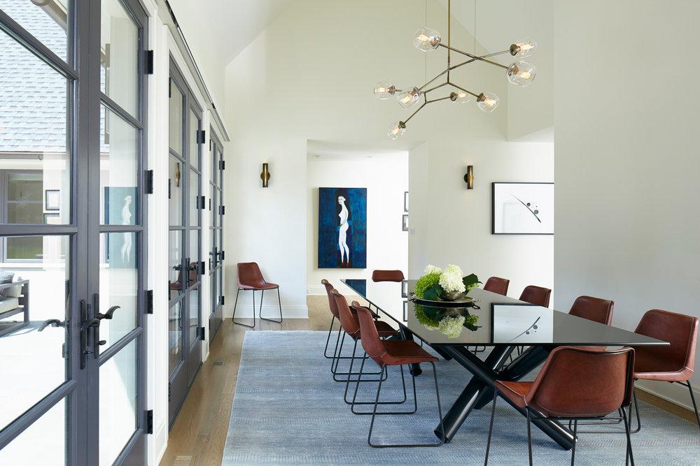 Westchester Modern Dining Room