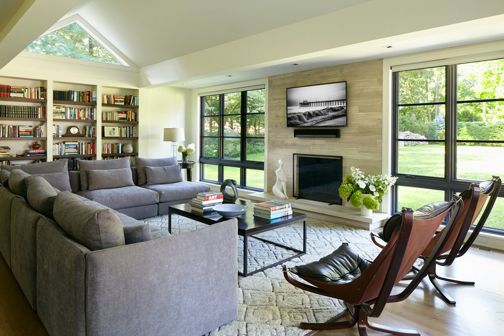 Westchester Modern Living room