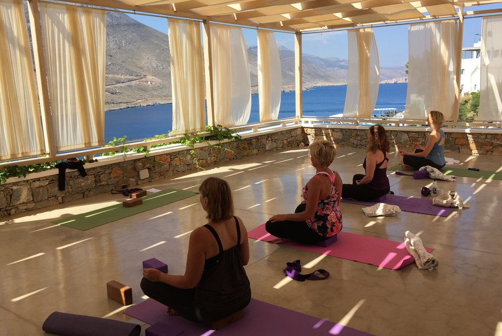 Our Yoga - All levels are welcome