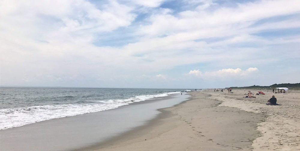 Glamping by the Beach in New York CIty - Terra Glamping Events