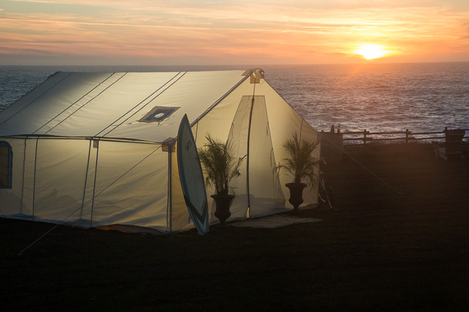 Terra Glamping on the Ocean