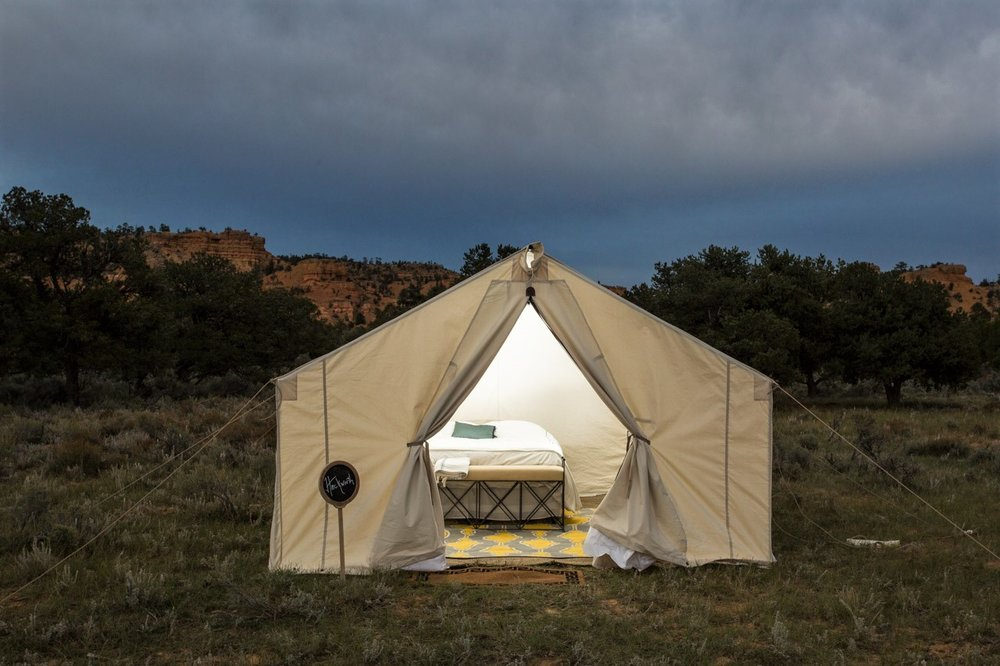 Terra Glamping Event