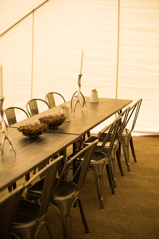 Farm to Table Dinners - Open-air feasts with private chefs and local farms